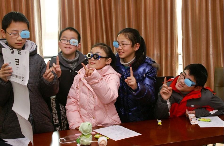 斜视及儿童视光专科是上海新视界眼科医院的重点科室,是儿